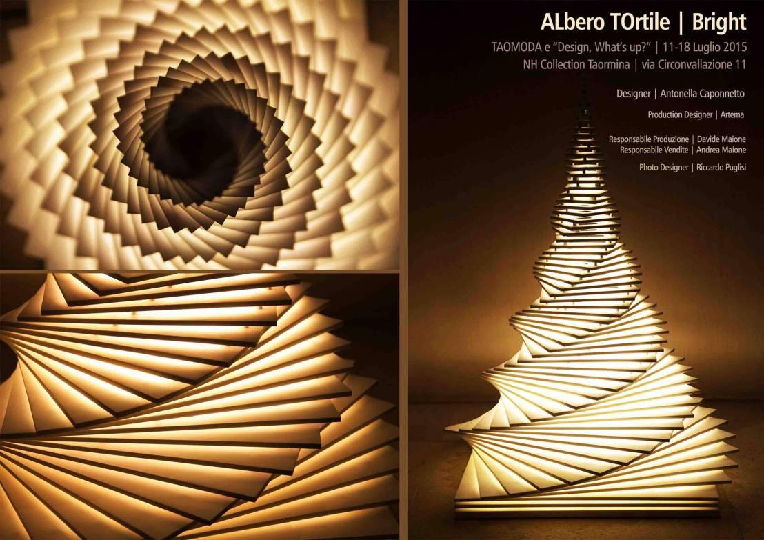ALbero TOrtile | Bright: la lampada made inSicily